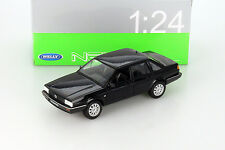 Volkswagen vw santana Noir 1:24 welly