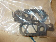 kawsaki kx 500 watercooled a pair of footpegs straight evo