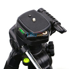 Tripod Quick Release Plate Screw Adapter Tripod Head For Sony Dslr Slr Camera EM