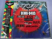 DEMO 9403 Rock House Explosion JAPAN SEALED Red House News Guray Atomic Band Ash