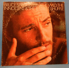 BRUCE SPRINGSTEEN WILD INNOCENT & E STREET SHUFFLE LP '73 GREAT COND! VG++/VG!!B