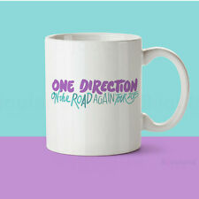 One Direction Tour 2015 Ceramic Coffee Mug 11oz | USA Free Expedited Shipping