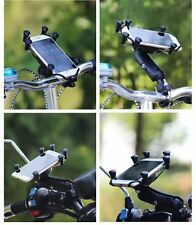 Universal Motorcycle Bike MTB Bicycle Handlebar Mount X-Grip Cell Phone Holder
