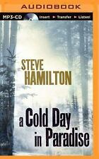 Alex Mcknight: A Cold Day in Paradise 1 by Steve Hamilton (2014, MP3 CD,...