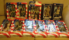 "Lot of 11 NEW Soldiers of the World WWII 12"" Action Figures Rare: Eleven MIP"