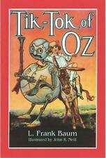 Tik-Tok of Oz-ExLibrary