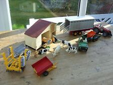 Vintage Britains Farm Toys Play Set
