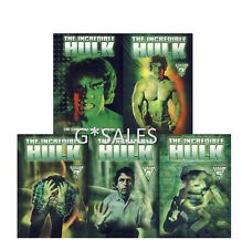 The Incredible Hulk 1978 Complete Series Season 1 2 3 4 5 (1-5) NEW DVD SET