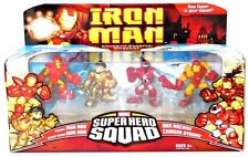 Marvel Super Hero Squad Iron Man Crimson Dynamo Attacks