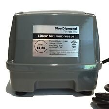 BLUE DIAMOND ET80 SEPTIC AIR AERATOR  PUMP COMPRESSOR TREATMENT PLANT ATU