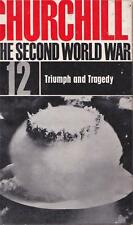 CHURCHILL THE  SECOND WORLD WAR VOLUME 9 THE INVASION OF ITALY WINSTON MUSSOLINI