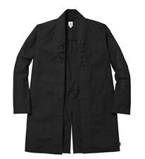 Supreme Sasquatchfabrix Hanten Coat Black Size XL Visvim Noragi Kimono Sasquatch