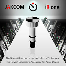 JAKCOM Silver Mobile Smart IR Remote Control For iPhone for Air Conditioner/STB