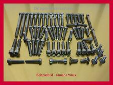 YAMAHA V-MAX / Vmax / VMX 1200 - V2A Schrauben Edelstahlschrauben Schraubensatz