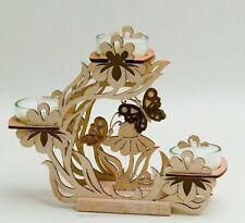 Kuhnert Blütenkranz mit Schmetterlingen, flower wreath, 27302