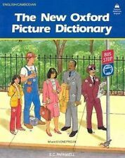 The New Oxford Picture Dictionary: English-Cambodian Edition (Oxford American En