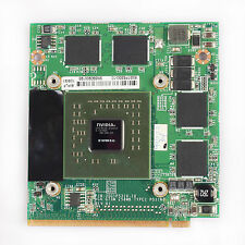 New NVIDIA 256M DDR2 7600 GF-G07600-N-A2 MXM II VGA Card for HP DV9000 Tongfang