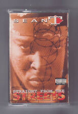 (Cassette) SEAN T - Straight From The Streets