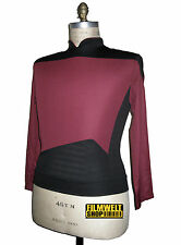 STAR TREK - Uniform Next Generation rot  deluxe NEU - L