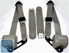 1978-87 Chevrolet El Camino Retractable OE Style Bucket Seat Belts - Gray