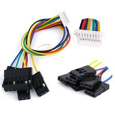 CC3D 8 Pin Connection Wire Flight Controller Receiver Cable for OpenPilot Atom