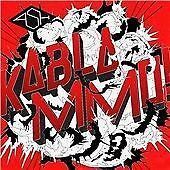 Ash (2 CD Album  Set) Kablammo! (2015) New and Sealed (LIMITED EDITION)