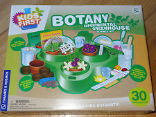 Kids First Botany Experimental Greenhouse Science Kit Thasmes & Kosmos Plants