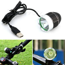 XM-L T6 LED Front Bicycle Bike Head Light Torch Headlight Lamp