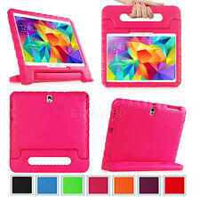 Kids ShockProof Safe Foam Case Handle Cover Stand For Samsung Galaxy Tab 3/4 E A