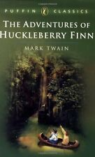MARK TWAIN __ THE ADVENTURES OF HUCKLEBERRY FINN __ BRAND NEW ___ FREEPOST UK