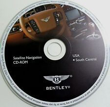 04 05 06 BENTLEY CONTINENTAL GT COUPE FLYING SPUR NAVIGATION CD AR LA MS OK TX