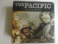 THE Pacific HBO Series Unabridged 19 cd Audiobook Hugh Ambrose 2010 Canongate