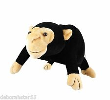 Monkey Fancy Dress Funny Animal Zoo Dressing Up Costume Hat Childrens Adult O/S