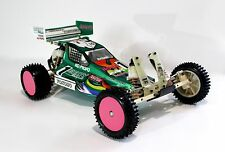 Vintage Painted body and wing Team Associated Rc10 Masami 1991
