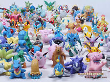 24PCS Wholesale Lots Cute Pokemon Mini Random Pearl Figures Kids Toy Xmas Gift