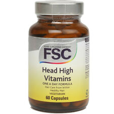 FSC Head High 60 Capsules for Healthy Hair *BUY 1 GET 1 FREE*