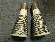 LOT OF (2) VINTAGE NOS GLOCOIL HEATING ELEMENT CONE CERAMIC