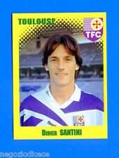 FOOT 98 FRANCE 1997-98 Figurina Sticker n. 328 - SANTINI - TOULOUSE -New