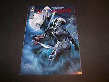 BLOODRAYNE DARK SOUL #1 COVER A XBOX360/PS3 VIDEO GAME COMIC NAZI VAMPIRES