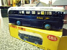 DINKY 283- B.O.A.C COACH -VN/ Mint Boxed   ( REDUCED)