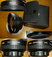 Sony Tele Conversion Lens x1.5 VCL-1552C
