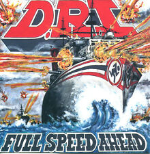 D.R.I. - Full Speed Ahead Dirty Rotten Imbeciles DRI CD