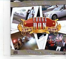 (DW538) Young Don, Let's Party - 2010 DJ CD