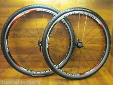 FULCRUM RACING 5 CX CLINCHER CYCLOCROSS RIM BRAKE CLEMENT CRUSADE PDX 700x33