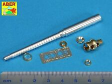Aber 1/35 German 88mm KwK 36 L/56 Tiger I (Early) Metal Barrel for Tamiya kit