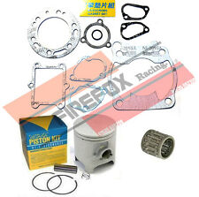 Honda Cr250 Cr 1989 1990 1991 Mitaka Top End Rebuild Kit Inc Pistón & Juntas