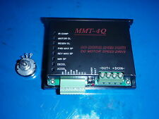 VARIABLE SPEED MOTOR CONTROLLERS 12 VOLT DC 30 AMP HEAVY DUTY WITH REVERSE