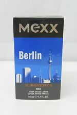 *Mexx - Berlin Summer Edition Man After Shave Lotion 50ML Neu & OVP*