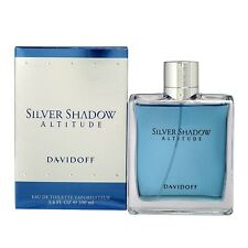Davidoff Silver Shadow Altitude  Men EDT 100ml | Genuine Davidoff Men's Perfume