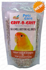 PREMIUM-BIRD-FOOD-SEA SHELL GRIT 250g